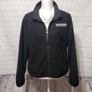 Spyder Women's Sz 8 Full Zip Fleece Jacket